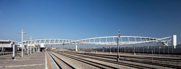 גשר באר שבע שורה - דק (3)