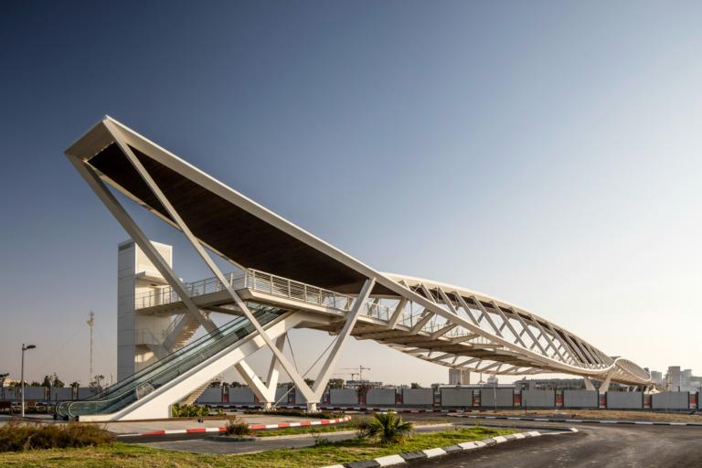 גשר באר שבע שורה - דק (7) תמונה מובילה
